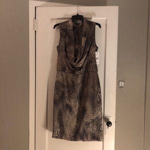 Lafayette Silk Dress